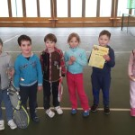 младшие призёры и участники