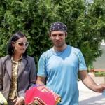 Ирина Хмилевская и Илья Калинин