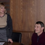 Ирина и Александр Левченко
