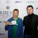 Никита Левченко и Вилор Османов